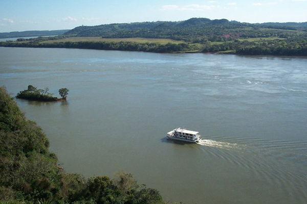 importancia del rio parana